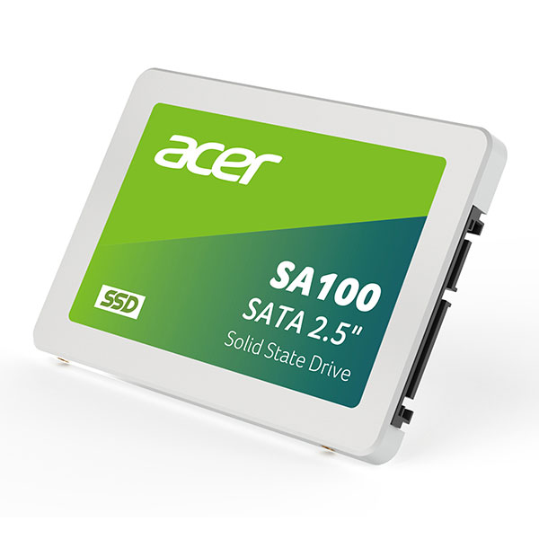 Acer SA100 120GB 3D NAND SATA 2.5 inch Internal SSD Solid State Drive