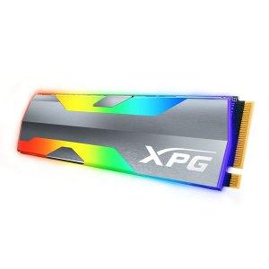 Adata XPG Spectrix S20G RGB 500GB M.2 NVMe Internal SSD Solid State Drive