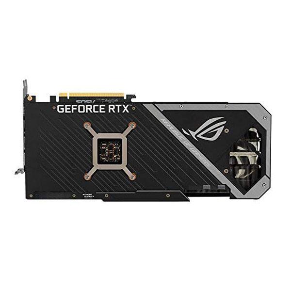 Asus ROG Geforce Strix RTX 3070 8Gb GDDR6 OC Edition Gaming Graphics Card ROG-STRIX-RTX3070-O8G-GAMING