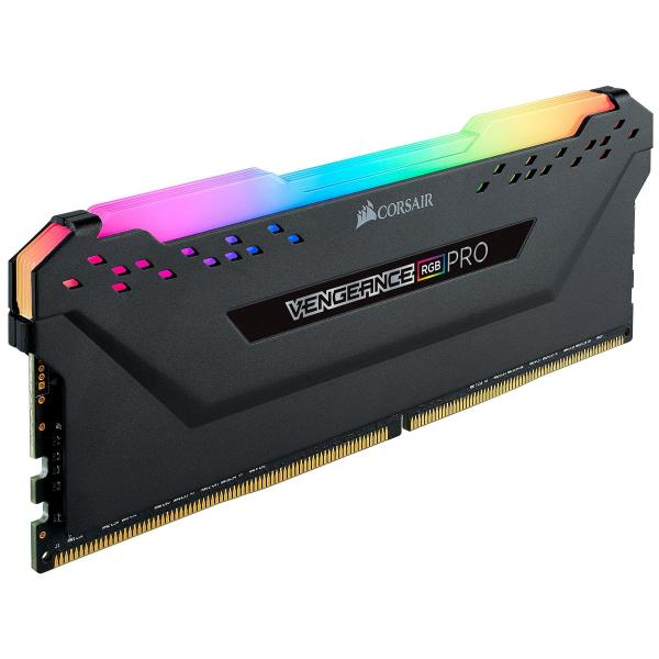 Corsair Vengeance RGB PRO 8GB (8GBX1) DDR4 DRAM 3200MHz