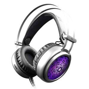 Zebronics 8 bit Gaming Headphone with RGB lights