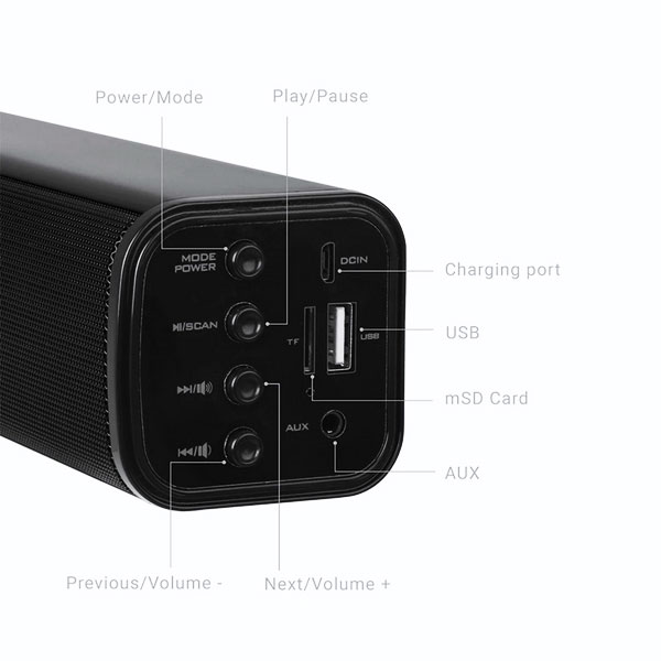 zebronics zeb vita plus bluetooth speaker 3