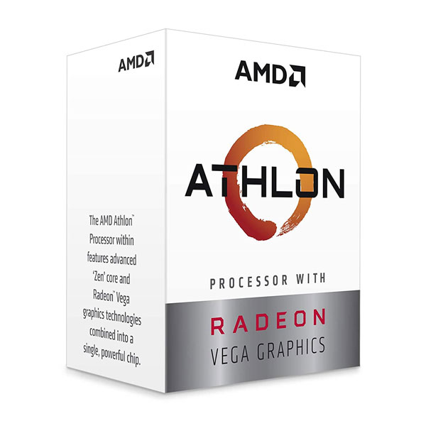 amd athlon 3000g with radeon vega 3