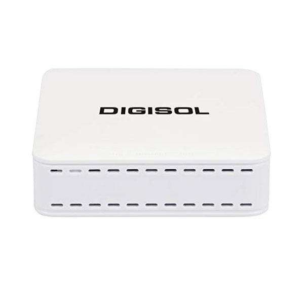 Digisol DG-GR6010 – XPON ONU Router with 1 PON & 1 Giga Port