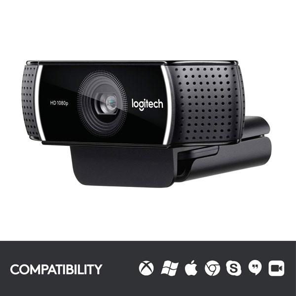 logitech c922 pro stream webcam 4