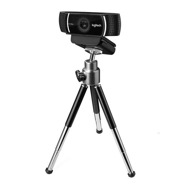 Logitech C922 Pro Stream Webcam (Black)
