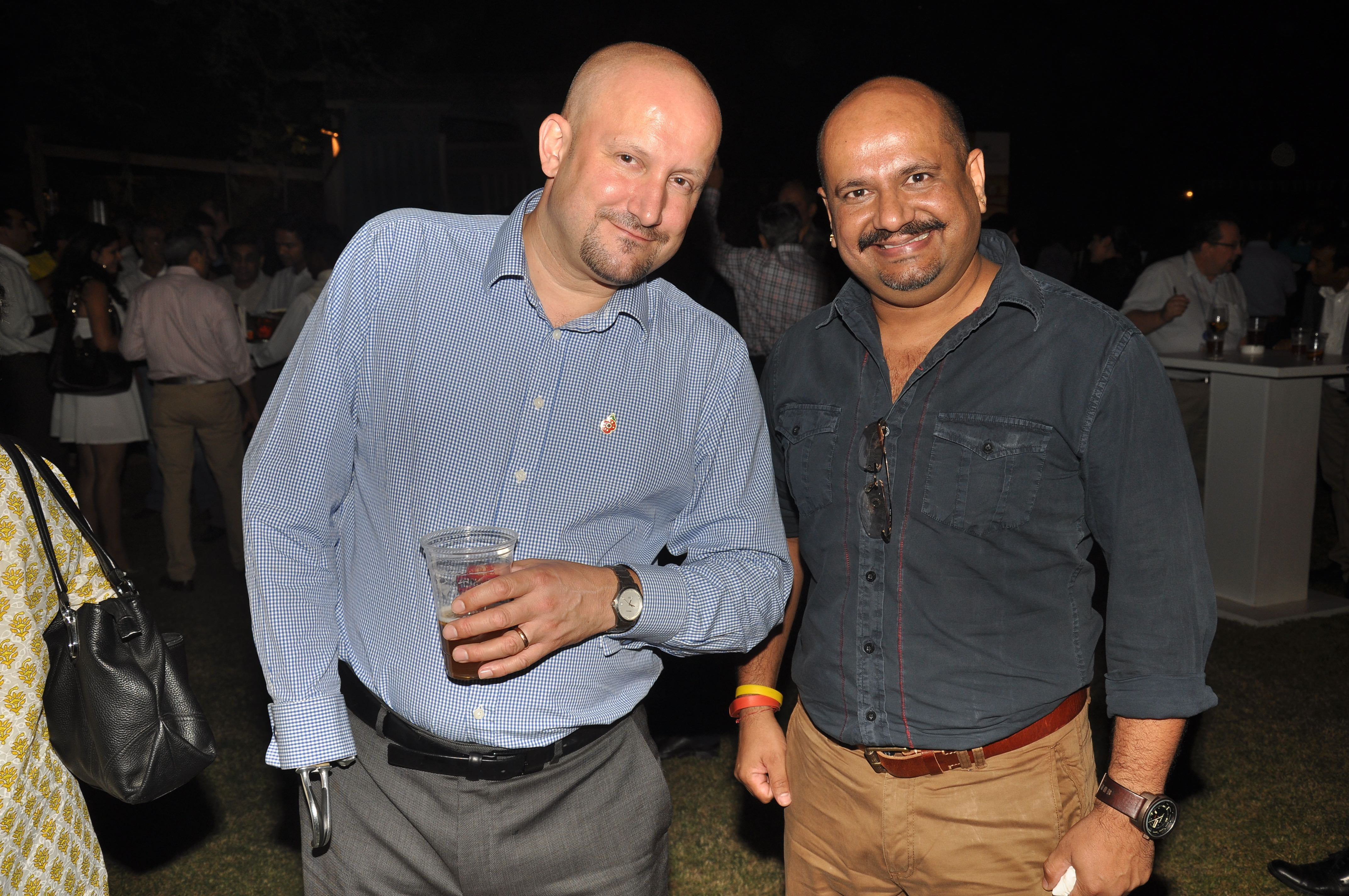 Launch of Witlinger- India's first indigenous specialty beer
