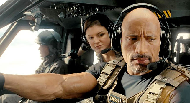 San Andreas starring Dwayne Johnson