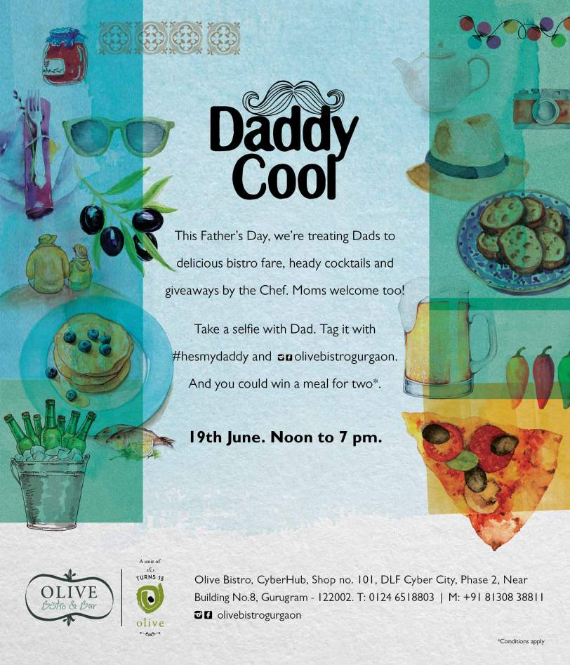 Father's Day at Olive Bistro