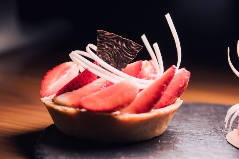 fresh-strawberry-tart
