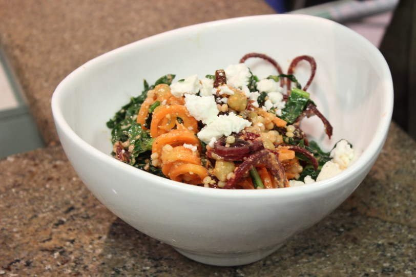 Kale salad with nut cream and pepper dressing.JPG
