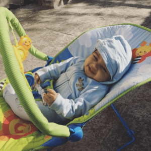 Fisher Price Bouncer { Review } – A must have baby product