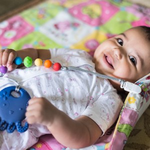 6 ways to use a Twinkles clip-on teether