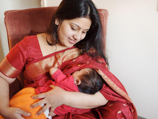 Is India breastfeeding friendly
