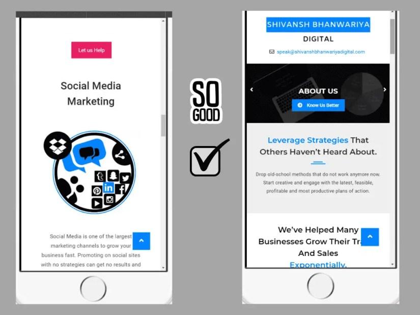 Shivansh Bhanwariya Digital: Digital Marketing Agency On Mobile.
