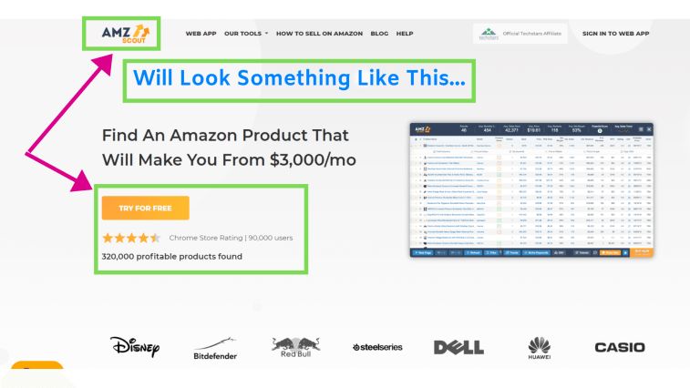 Best research tool for Amazon products.
