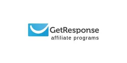 One of my favorite affiliate programs: GetResponse Affiliates.