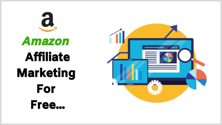 How to start amazon affiliate marketing with no money.