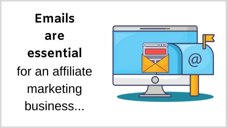 Email marketing is necessary for a business's growth.