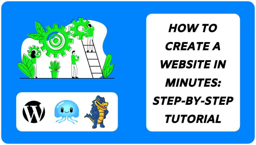 How to create a website in 2020.Ho