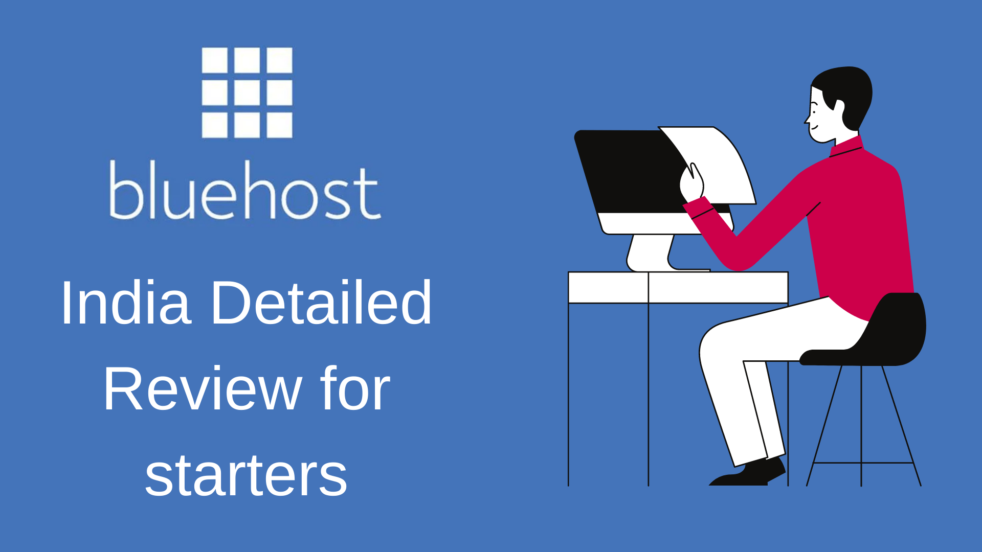 Bluehost India Review 2020