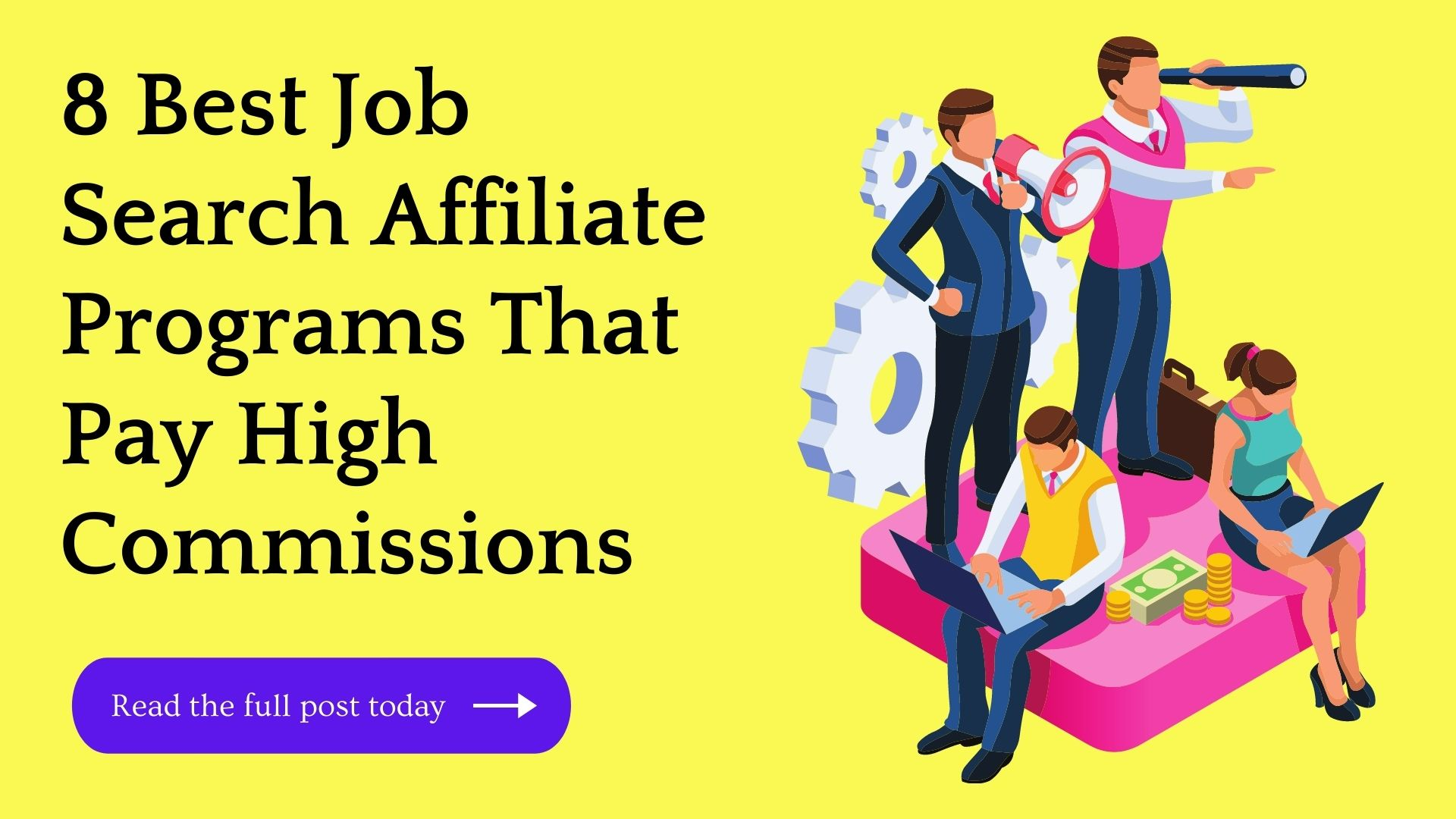Best Job Search Affiliate Programs