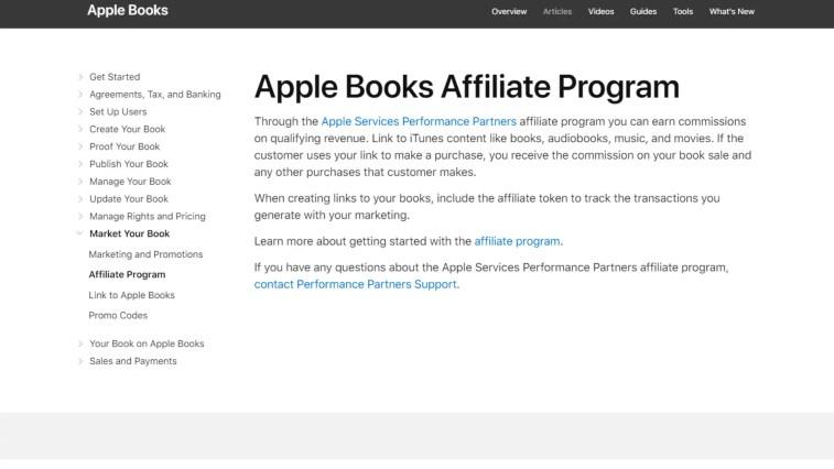 Best e-book Affiliate Programs