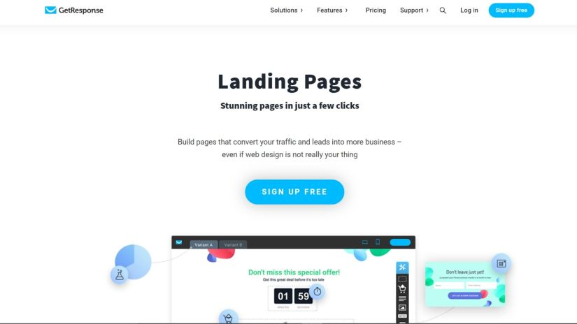 Best Unbounce Alternatvies For Landing Pages