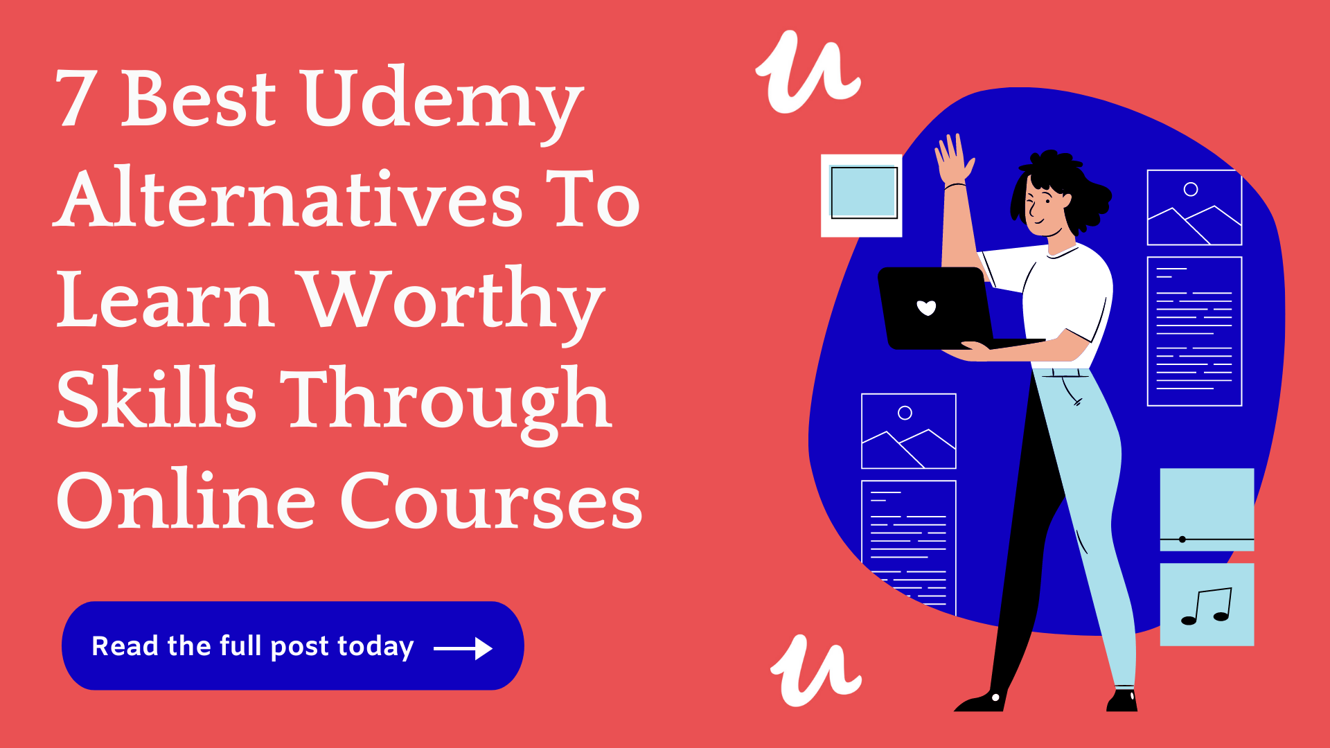 7 Best Udemy Alternatives For Online Courses