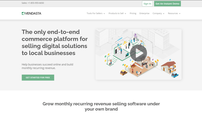 Vendasta Review: Should You Go For It As A Marketing Solution?
