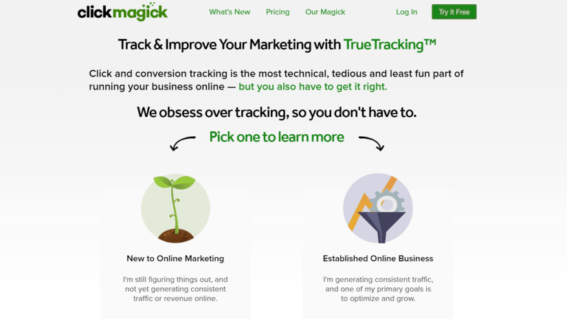 ClickMagick Review: What is ClickMagick and how does it work?