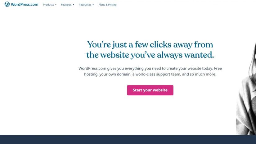 WordPress: Alternative to Weebly
