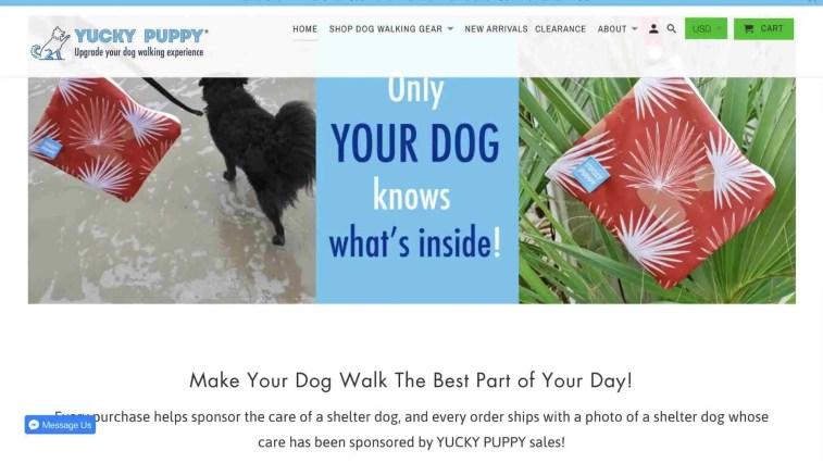 Yucky Puppy Affiliate Program