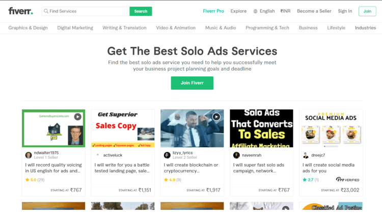 Udimi Alternatives For Solo Ads