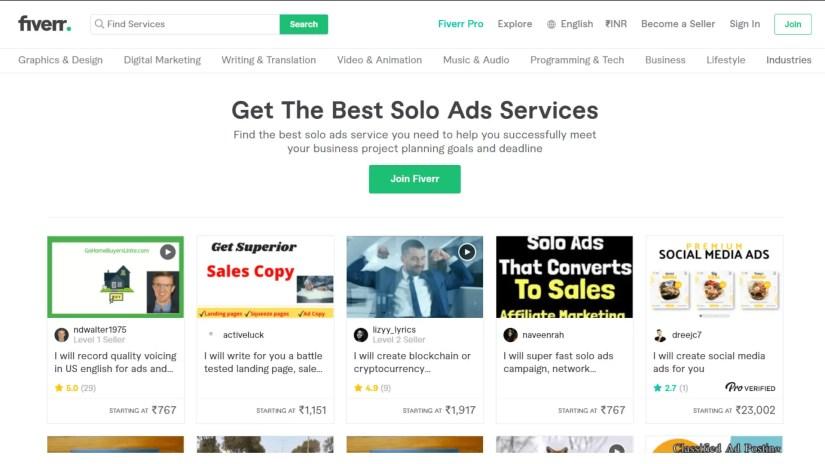 Udimi Alternatives For Solo Ads