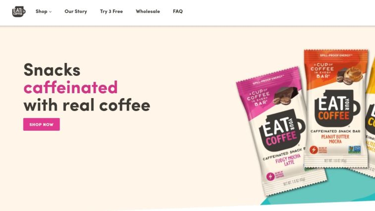 best food affiliate programs: Eat your coffee