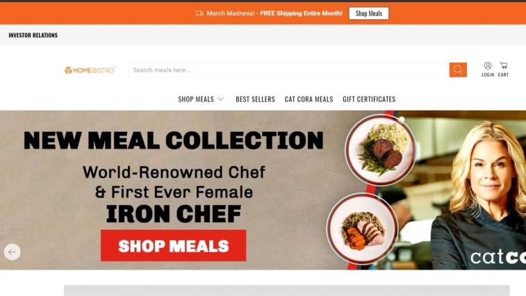 best food affiliate programs: home bistro
