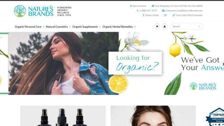 organic food affiliate program