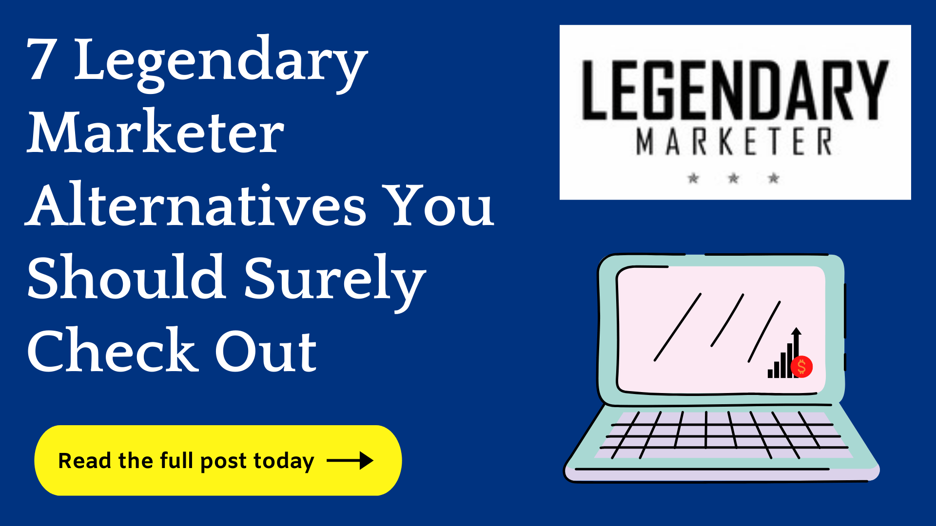 Legendary Marketer Alternatives