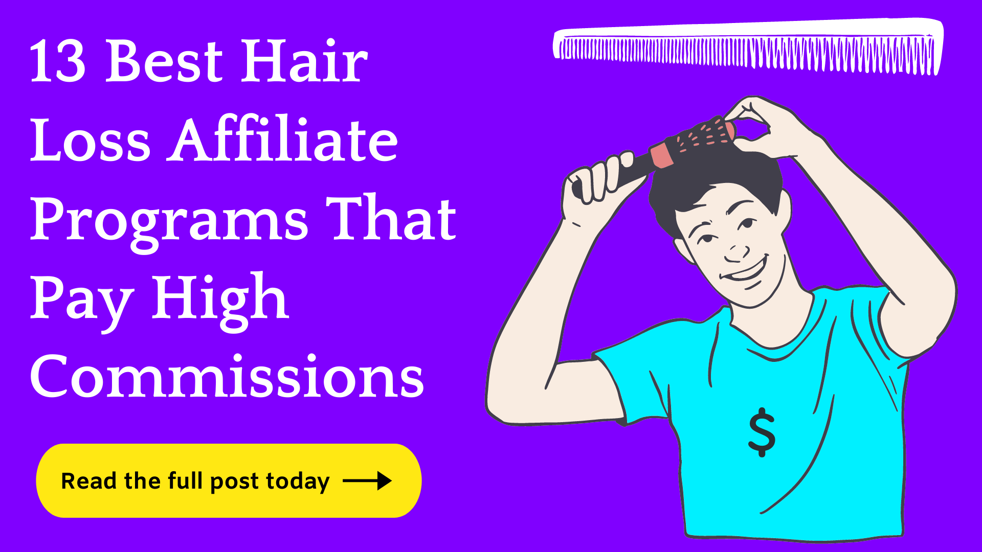 Hair Loss Affiliate Programs
