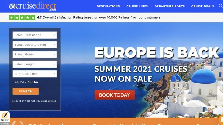 Cruise Direct Affiliate Program