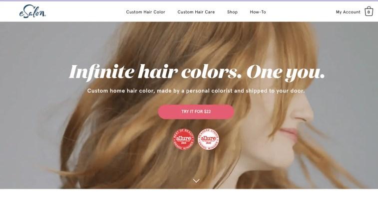 E-Salon Custom Hair Colors Affiliate Program