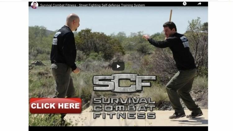 Survival Combat Fitness Affiliate Program