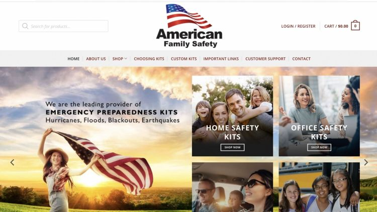 American Family Safety Affiliate Program