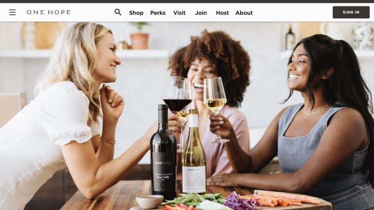 ONEHOPE Wine Affiliate Program