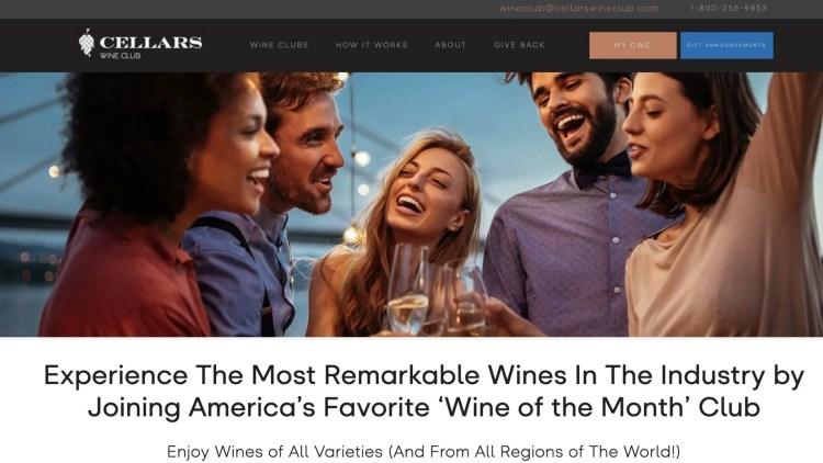 Cellars Wine Club Affiliate Program