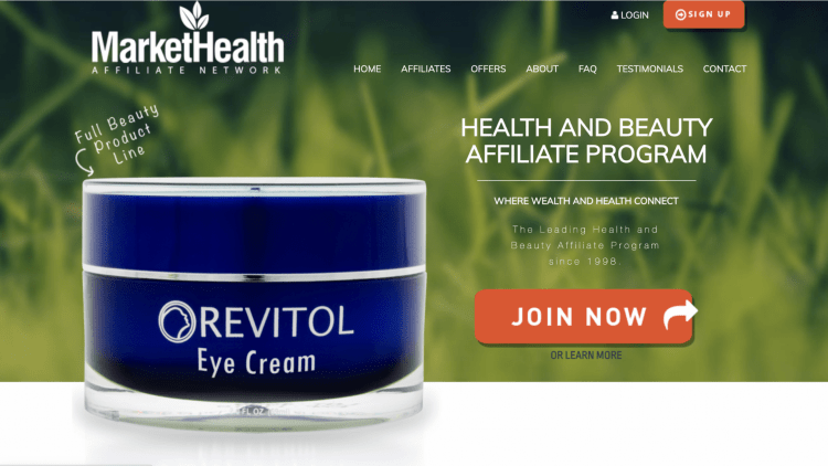 Market Health Affiliate Program