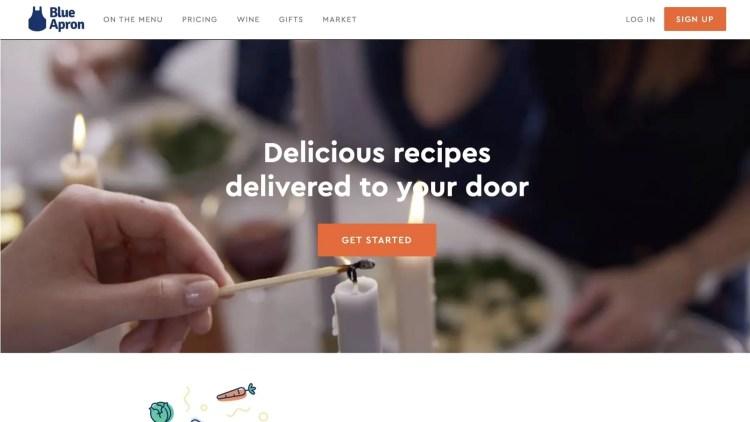 Blue Apron Grocery Affiliate Program