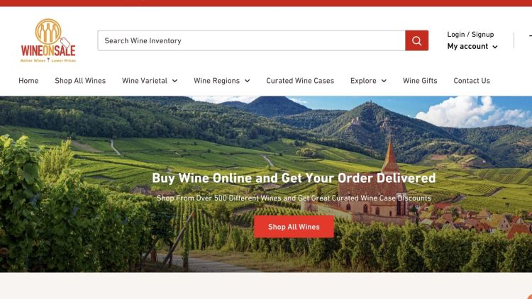 WineOnSale Affiliate Program