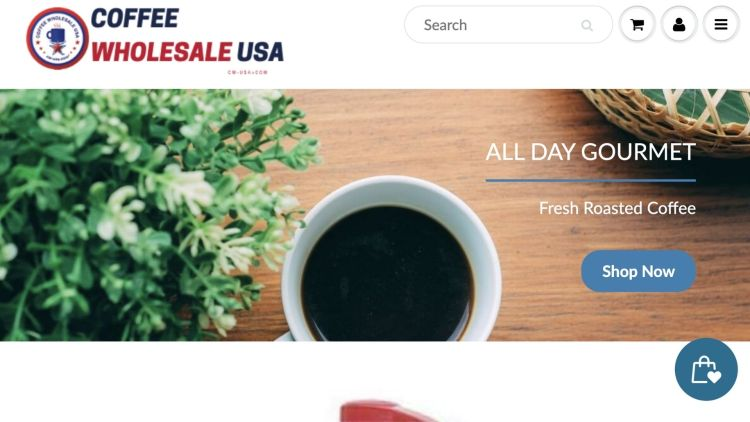 Coffee Wholesale USA Affiliate Program